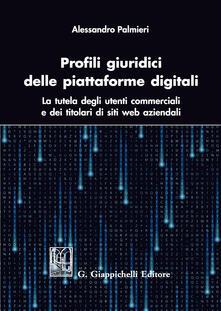Lpgcsostenible.es Profili giuridici delle piattaforme digitali. La tutela degli utenti commerciali e dei titolari di siti web aziendali Image