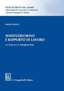 Voluntariadobaleares2014.es Whistleblowing e rapporto di lavoro Image