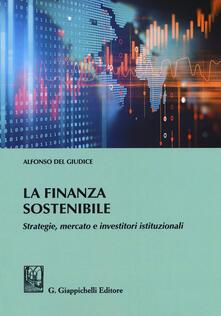 Winniearcher.com La finanza sostenibile. Strategie, mercato e investitori istituzionali Image