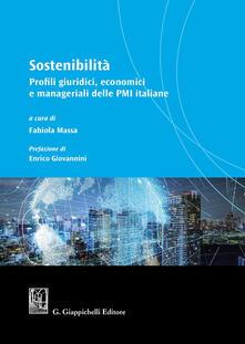 Ristorantezintonio.it Sostenibilità. Profili giuridici, economici e manageriali delle PMI italiane Image