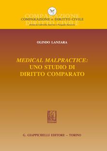Writersfactory.it Medical malpractice: uno studio di diritto comparato Image