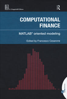 Camfeed.it Computational finance. Matlab© oriented modeling Image