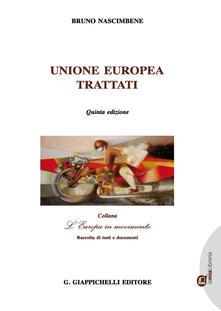 Osteriacasadimare.it Unione europea. Trattati Image