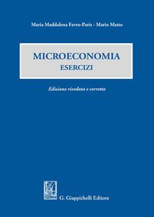 Microeconomia. Esercizi.pdf