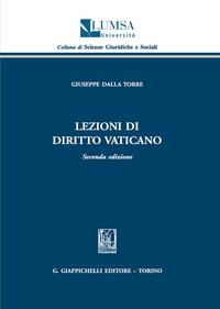 Lezioni di diritto vaticano - Dalla Torre Giuseppe - wuz.it