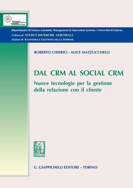 Per Social La CrmNuove Tecnologie Crm Al Della Dal Gestione H2EDIW9
