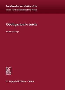 Obbligazioni e tutele - Adolfo Di Majo - ebook