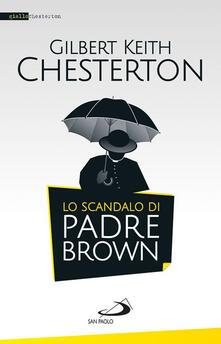 Antondemarirreguera.es Lo scandalo di padre Brown Image