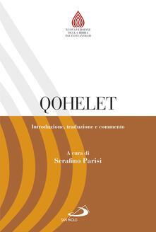 Ristorantezintonio.it Qohelet. Introduzione, traduzione e commento Image