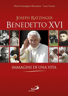Camfeed.it Benedetto XVI. Immagini di una vita Image