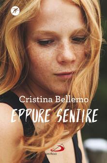 Eppure sentire - Cristina Bellemo - copertina