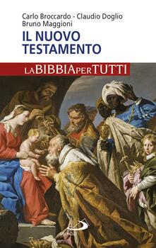 Rallydeicolliscaligeri.it Il Nuovo Testamento. La Bibbia per tutti Image