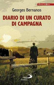 Diario di un curato di campagna - Georges Bernanos - copertina