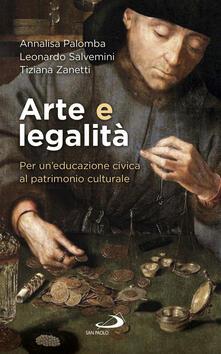Festivalpatudocanario.es Arte e legalità. Per un'educazione civica al patrimonio culturale Image