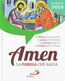 Premioquesti.it Amen. La parola che salva (2019) Image