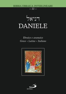 Tegliowinterrun.it Daniele. Testo ebraico, greco, latino e italiano Image