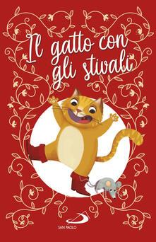 Il gatto con gli stivali - Charles Perrault - copertina