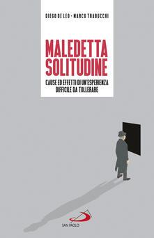 Antondemarirreguera.es Maledetta solitudine. Cause ed effetti di un'esperienza difficile da tollerare Image