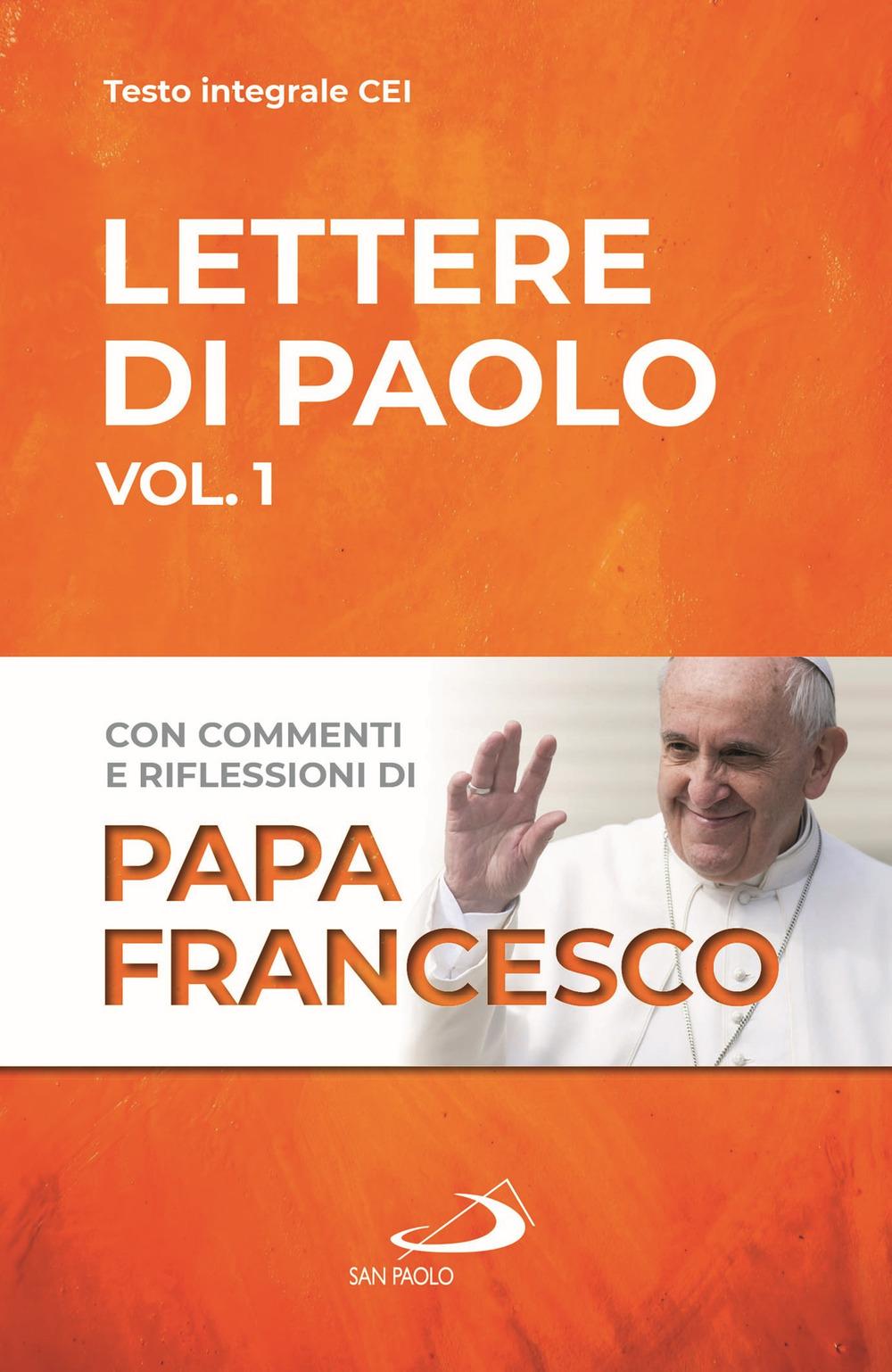 Image of Lettere di Paolo. Vol. 1