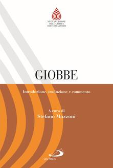 Giobbe. Introduzione, traduzione e commento - copertina