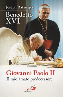 Listadelpopolo.it Giovanni Paolo II. Il mio amato predecessore Image