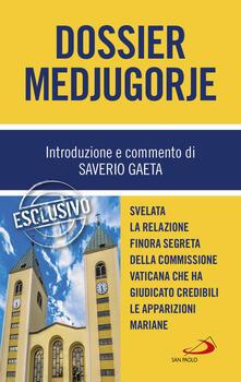 Radiospeed.it Dossier Medjugorje. Svelata la Relazione finora segreta della Commissione vaticana che ha giudicato credibili le apparizioni mariane Image