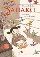 Copertina  Sadako : mille gru per un desiderio