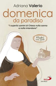 Domenica da Paradiso - Adriana Valerio - copertina