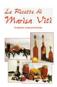 Le ricette di Marisa Viti