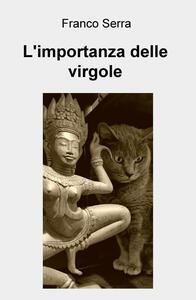 L' importanza delle virgole - Franco Serra - copertina