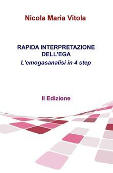 Letterarioprimopiano.it Rapida interpretazione dell'EGA. L'emogasanalisi in 4 step Image