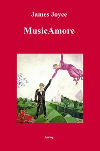 MusicAmore - Giulia Benvenuti - copertina