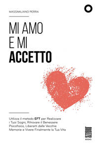Mi amo e mi accetto - Massimiliano Perra - copertina