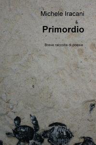 Primordio - Michele Iracani - copertina