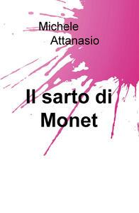 Il sarto di Monet - Michele Attanasio - copertina