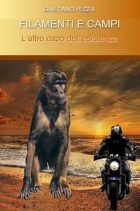 Libro Filamenti e campi. L'altro capo dell'esistenza Gaetano Rizza