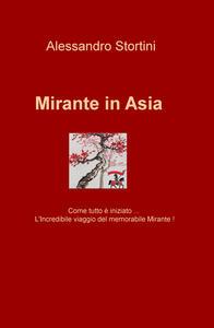 Mirante in Asia - Alessandro Stortini - copertina