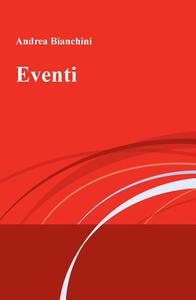 Eventi - Andrea Bianchini - copertina