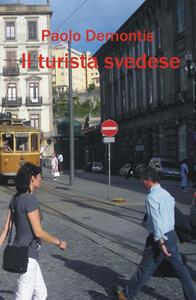 Il turista svedese - Paolo Demontis - copertina