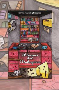 Il tesoro del Malaspina - Simona Miglionico - copertina