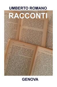 Racconti - Umberto Romano - copertina