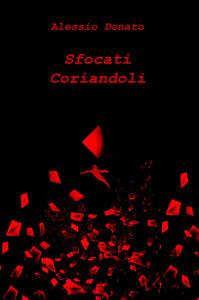 Sfocati coriandoli - Alessio Donato - copertina