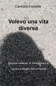 Volevo una vita diversa. Racconti calabresi, di carcere e di 'ndrangheta, di Saverio Rocco Santaiti - Carmine Forcella - copertina