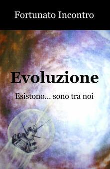 Premioquesti.it Evoluzione. Esistono... sono tra noi Image