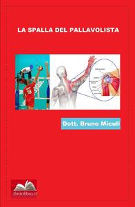La spalla del pallavolista. Traumi della spalla e programmi rieducativi nei giocatori di pallavolo - Bruno Miculi - copertina