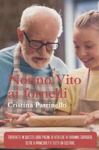 Nonno Vito ai fornelli - Cristina Parrinello - copertina
