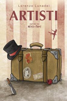 Artisti - Lorenzo Lunadei - copertina
