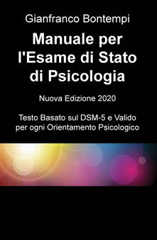 Voluntariadobaleares2014.es Manuale per l'esame di Stato di psicologia. Edizione basata sul DSM-5 Image