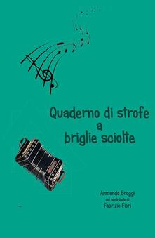 Listadelpopolo.it Quaderno di strofe a briglie sciolte Image