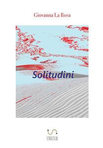 Solitudini - Giovanna La Rosa - copertina
